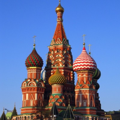 Moscow highlights walking tour (4h)