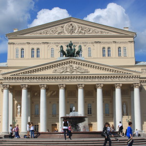Walking tour + Bolshoi Theatre (4h)