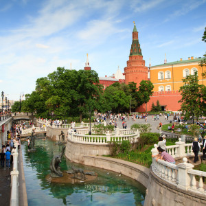 Moscow discovery – driving tour (4h)